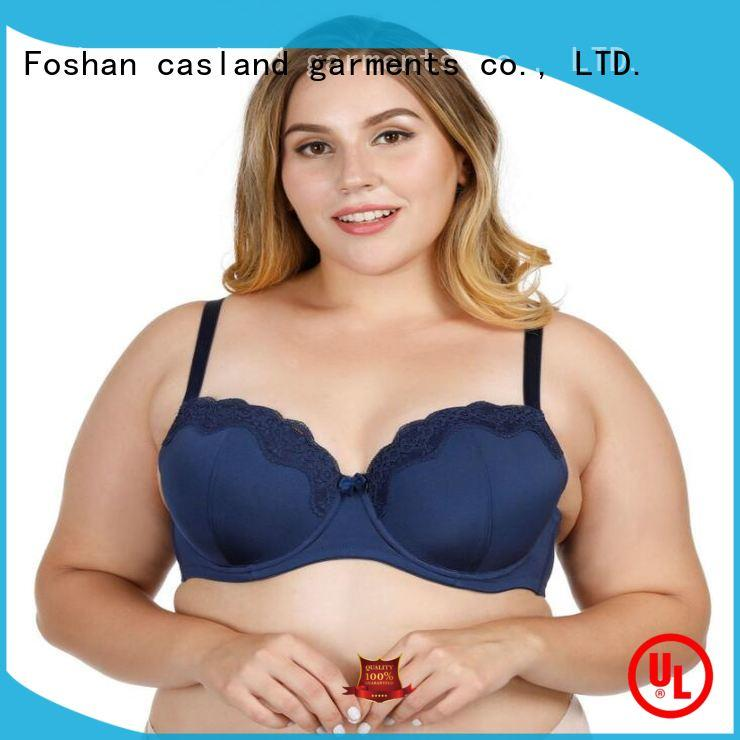 professional wirefree bras plus size largest series for girls