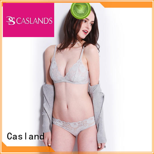 Casland durable attractive bra padded for women