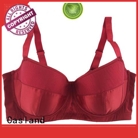plus size front closure bras ladies full Warranty Casland
