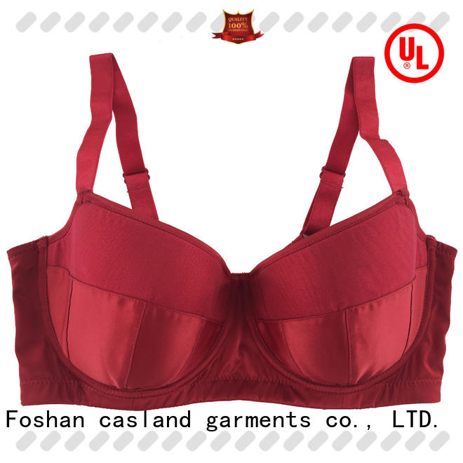 high quality largest bra size balconette supplier for girls