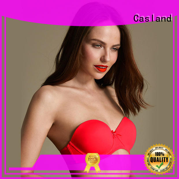 professional plus size push up bra red series for women