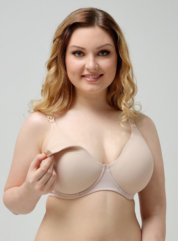 Casland-Professional Womens Underwire Nursing Bra Plus Size Supplier