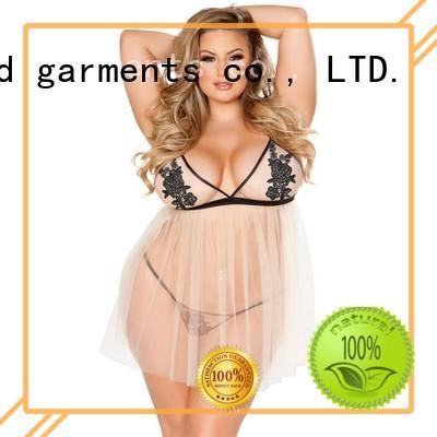 luxury sexy sleep dress open wholesale for girls