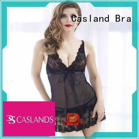 Hot women sexy lingerie transparent babydolls Casland Brand