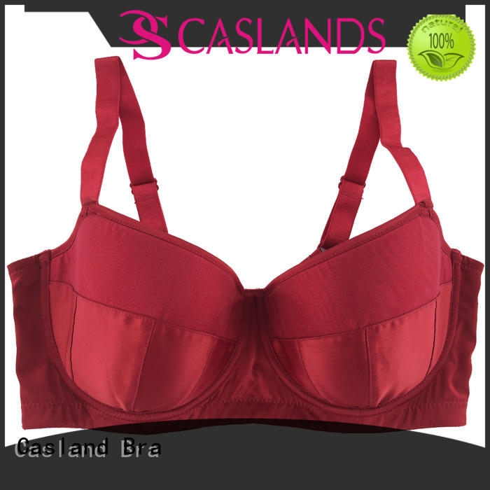 Casland strapless most comfortable plus size bra supplier for girls