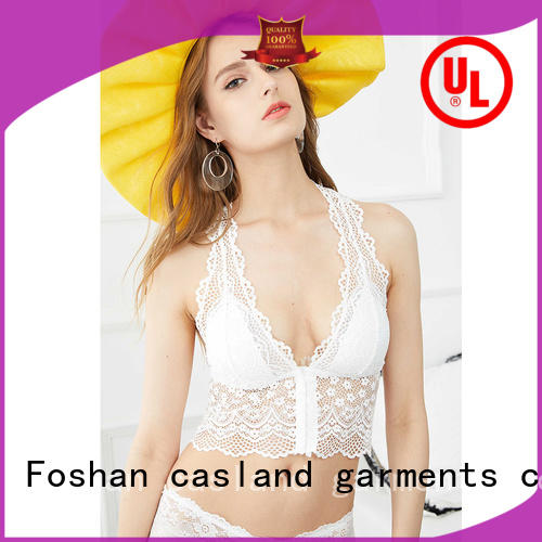 Casland professional half cup bra manufacturer for women