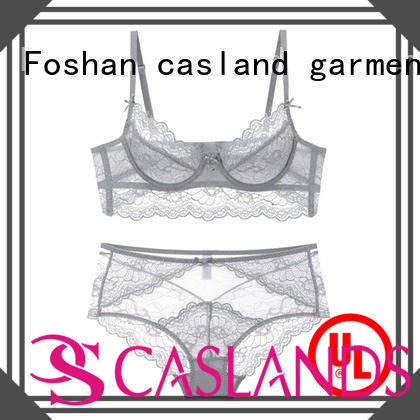 professional lace bra and panty set neck wholesale for women