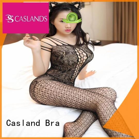 Casland Brand babydolls fish see through lingerie