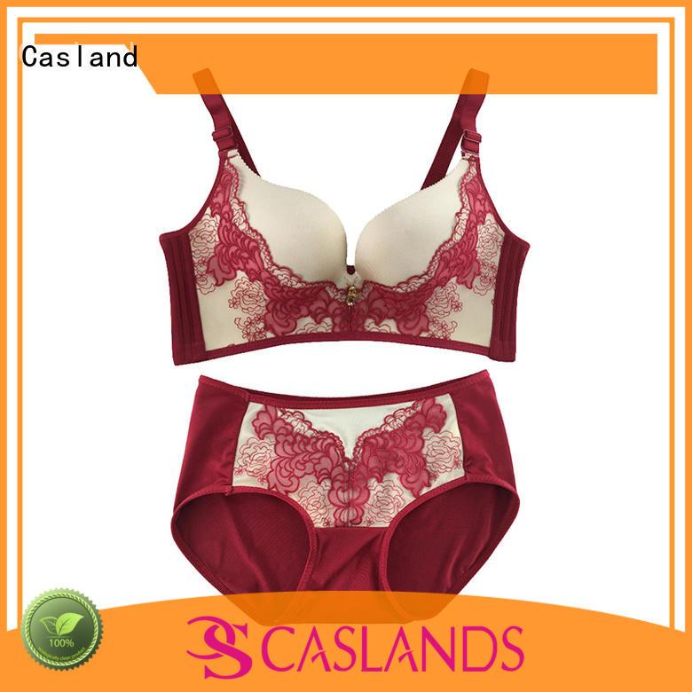 Casland durable seamless padded bra supplier for girls