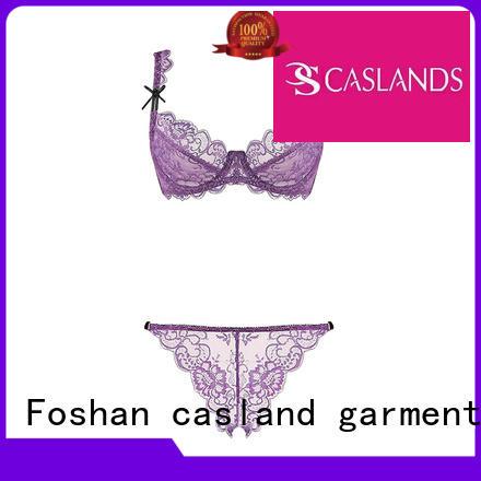 womens unpadded designer bralette Casland