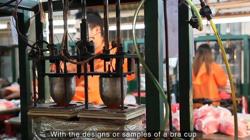 Cup cover production process
