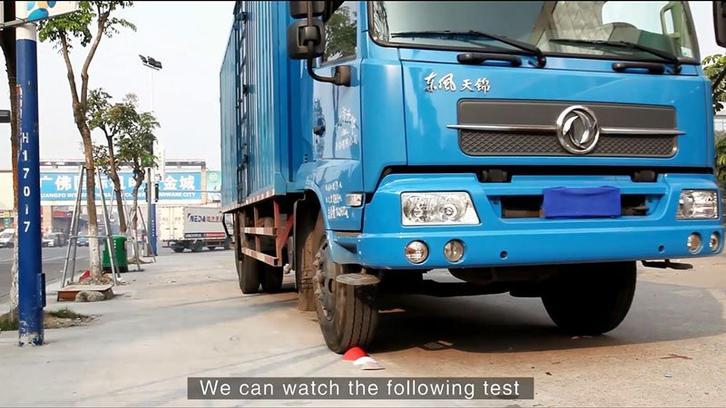 Vehicle pressure