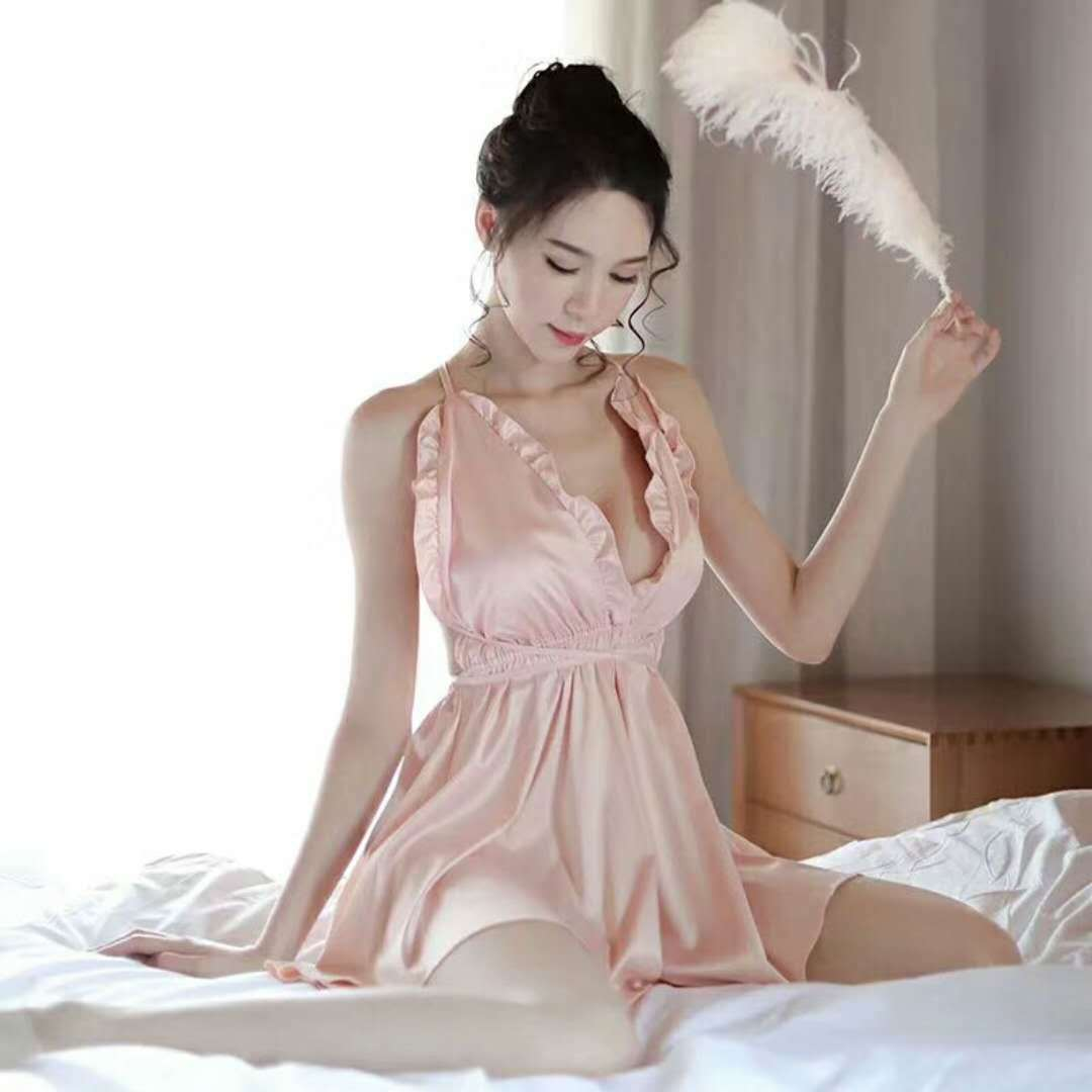 Women smooth slip sleep112