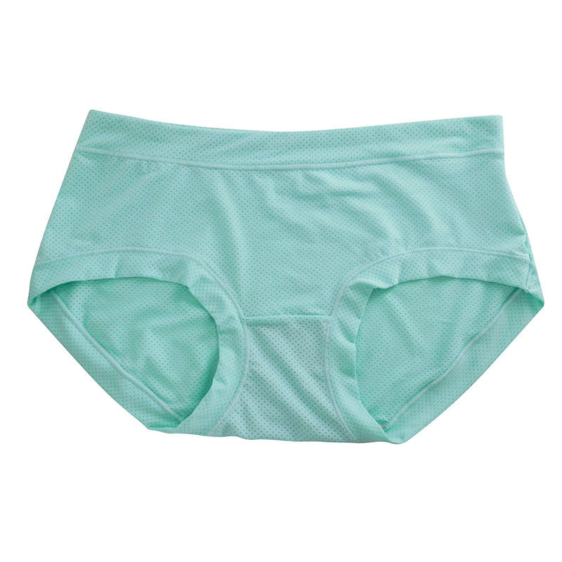 Organic cotton women panty  cs888-3