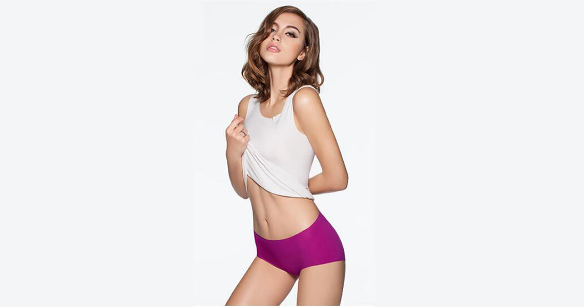 Casland sexy women's seamless underwear manufacturer for ladies