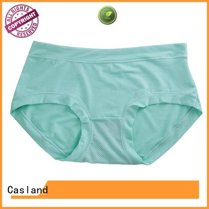 Hot customized pretty cotton underwear women Casland Brand