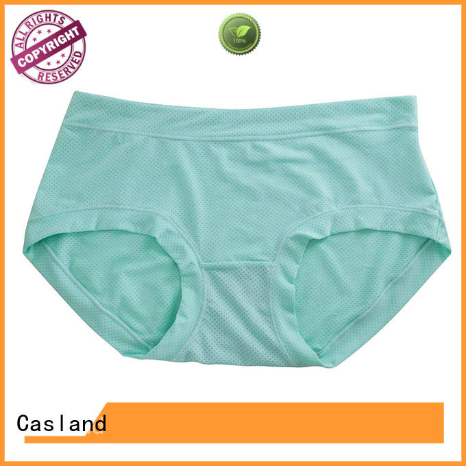 Hot customized pretty cotton underwear women Casland Brand
