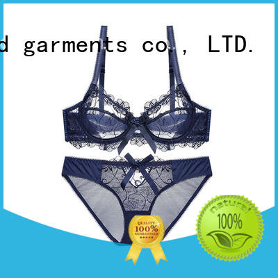 Casland style hot bra and panty wholesale for women