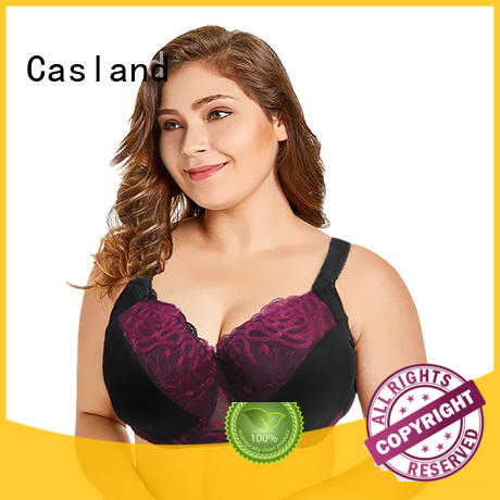 New Design Lady Full Cup Big Size Bra  CS9926