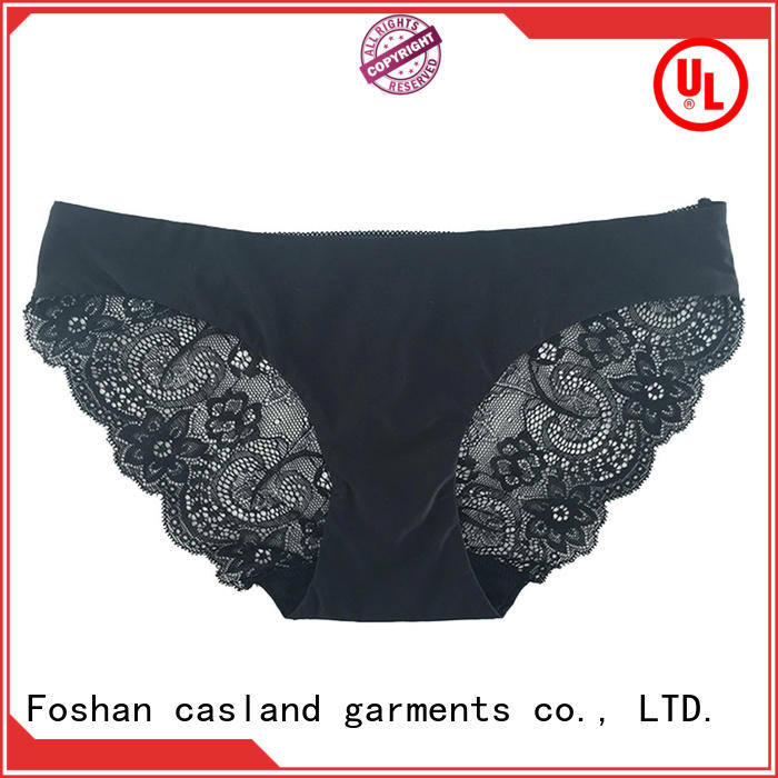 Casland lady sheer panties supplier for women