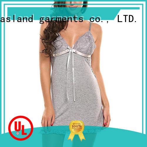 Custom cotton sleepwear sleepwear factory for girls
