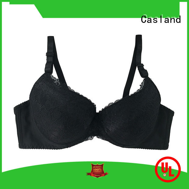 Casland durable underwired bra supplier for women