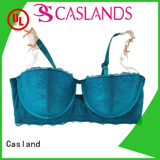 Casland underwire plus size comfort bra supplier for women