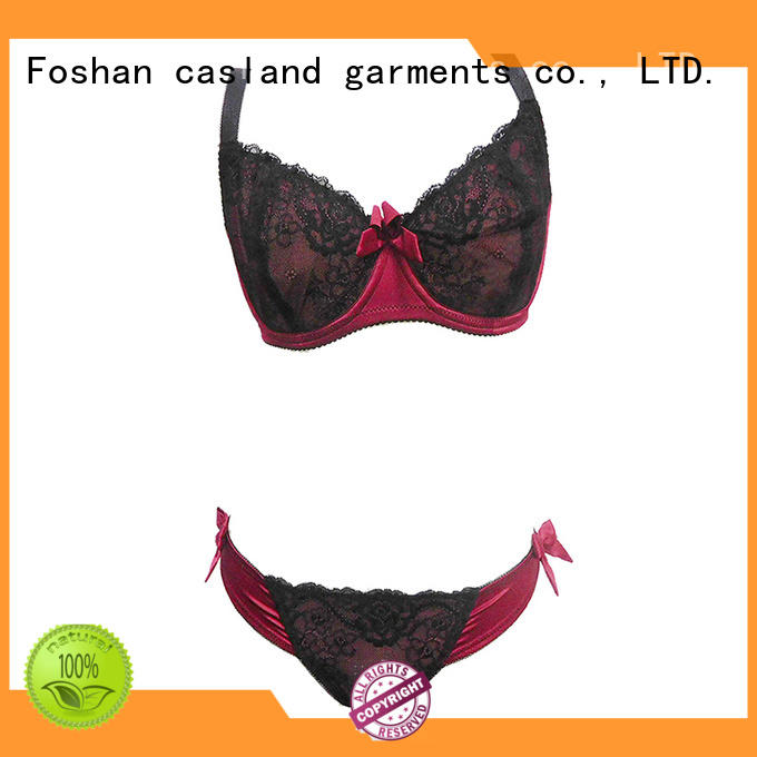Casland padded large cup size bras series for ladies