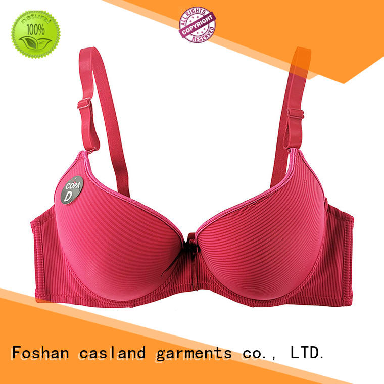 Casland bra push up bra factory for women