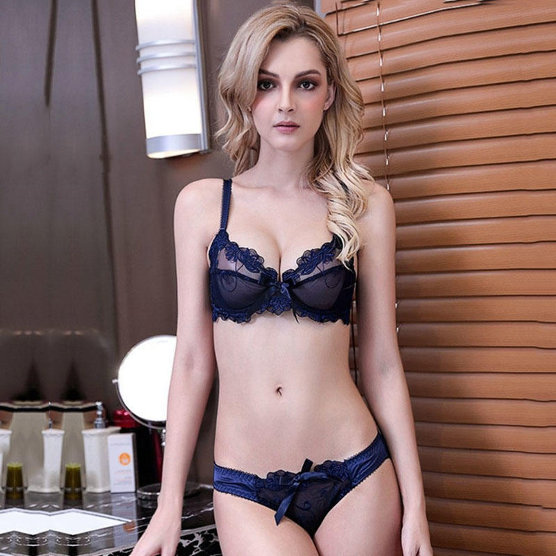 Casland style hot bra and panty wholesale for women-2