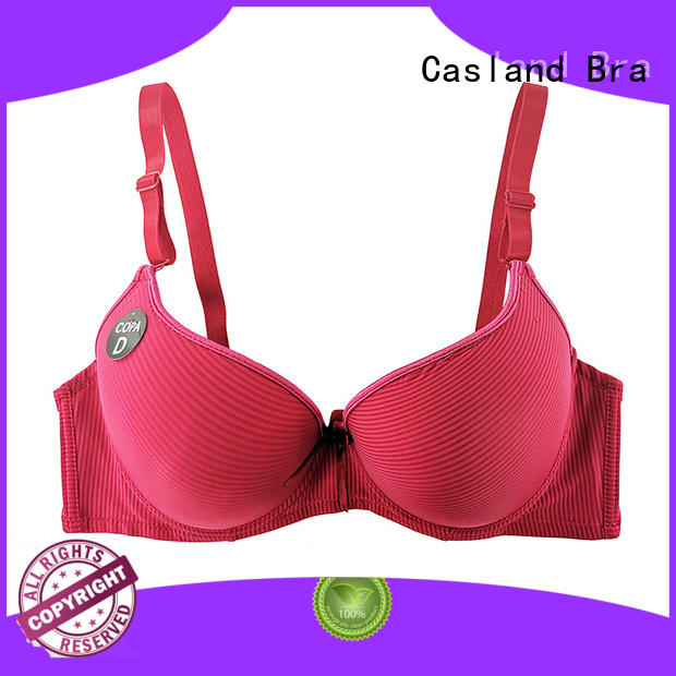 cup double push up bra padded Casland company