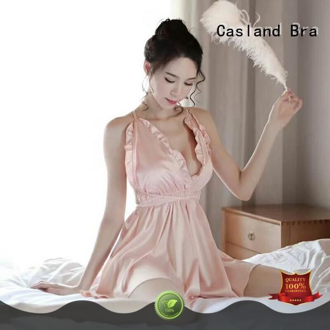 silk lace nightgowns smooth for girls Casland