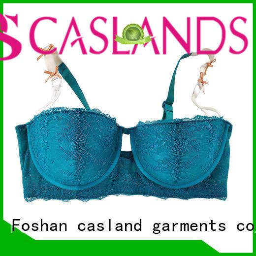 Casland Brand everyday minimizer plus size front closure bras fat