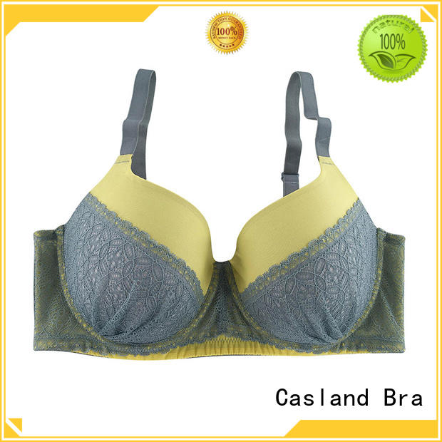 Casland padless wide back bras plus size supplier for women