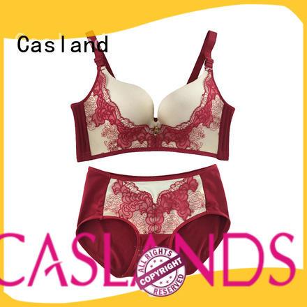 Casland bandage seamless padded bra supplier for girls