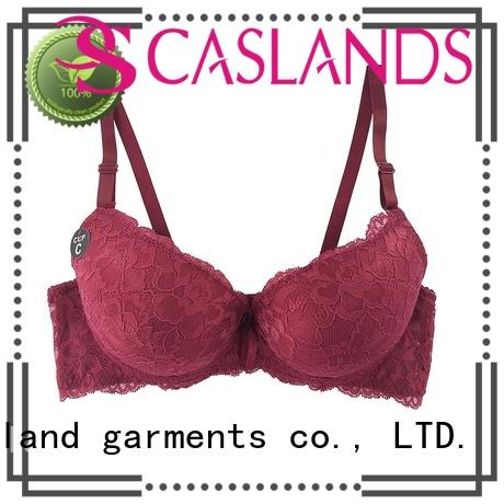 Casland durable wireless padded bra wholesale for ladies