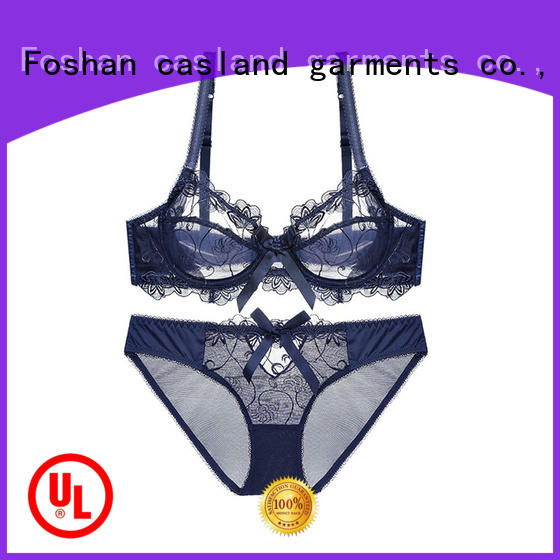 comfortable bra panty stylish floral wholesale for ladies