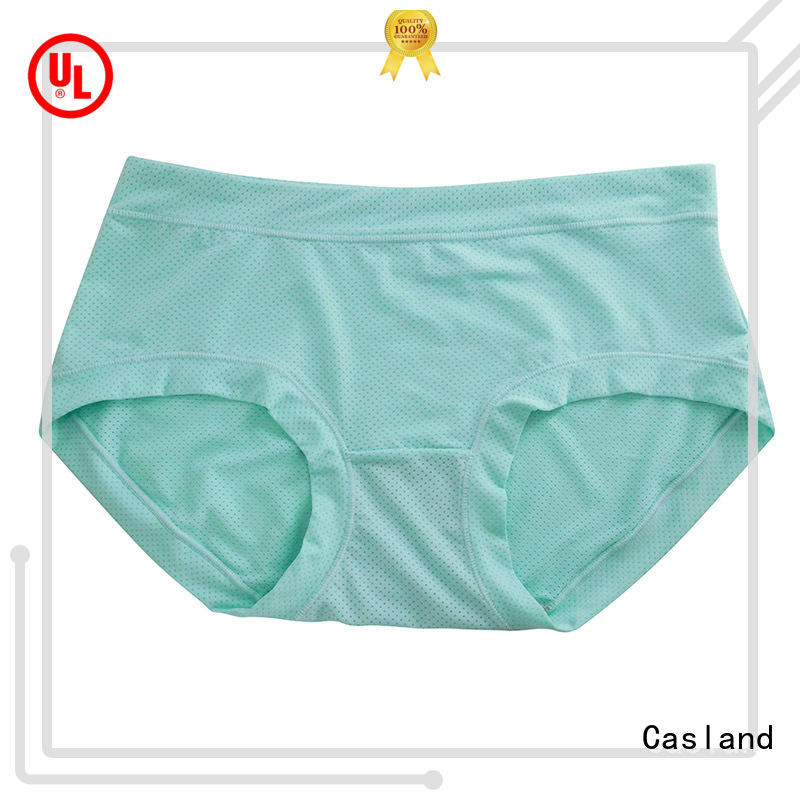 Casland breathable cotton panties for ladies supplier for ladies
