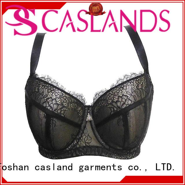 plus size front closure bras sexy Casland Brand plus size bras