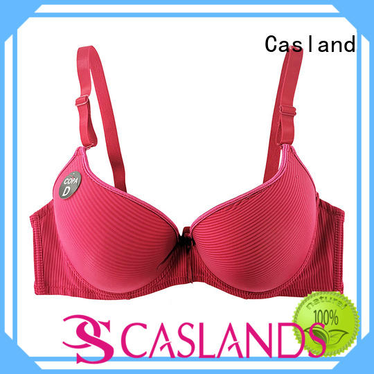 Wholesale wireless padded bra soft for business for girls