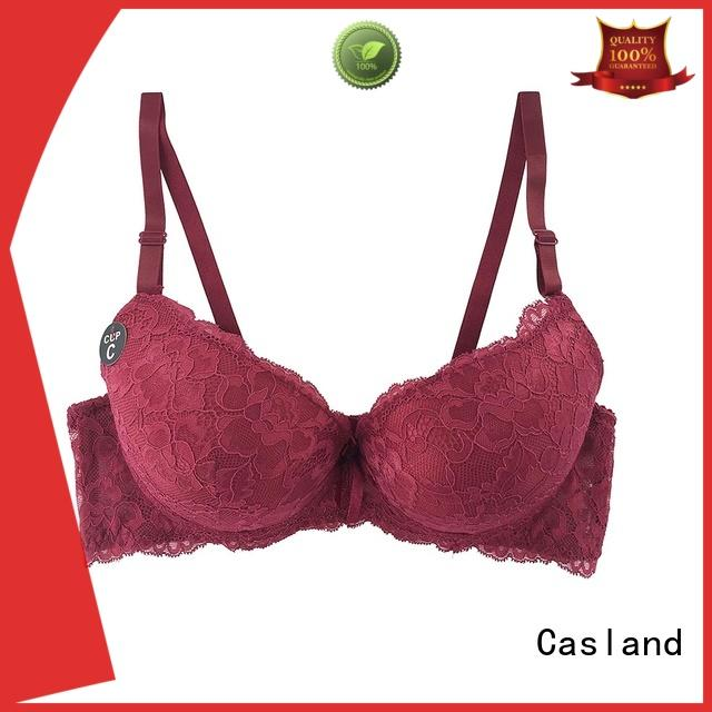 double push up bra shirt lace smooth Warranty Casland