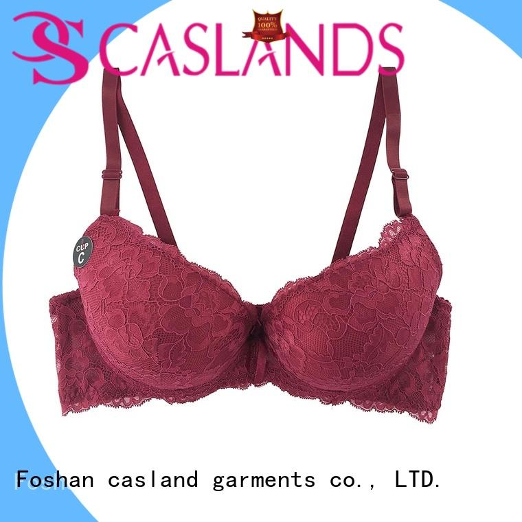 Casland professional molded cup bra supplier for girls