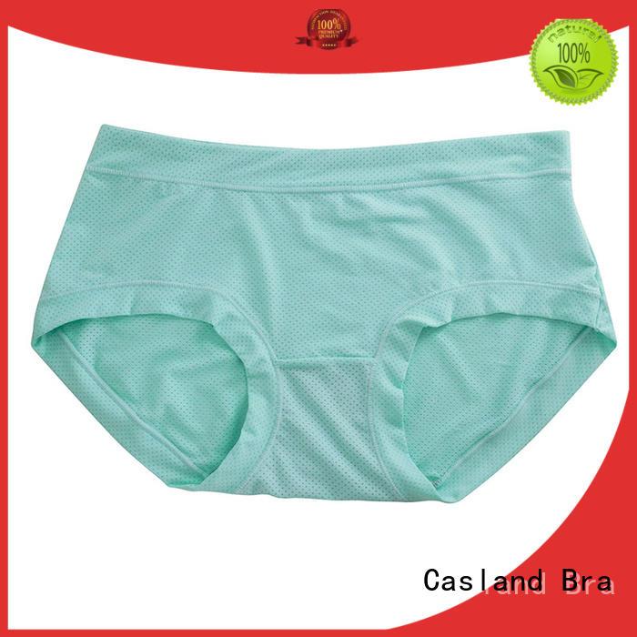 customized women cotton panties Casland Brand
