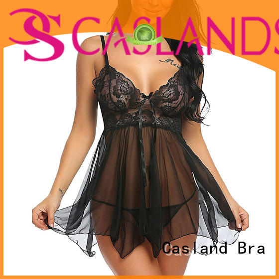Hot see through lingerie erotic Casland Brand