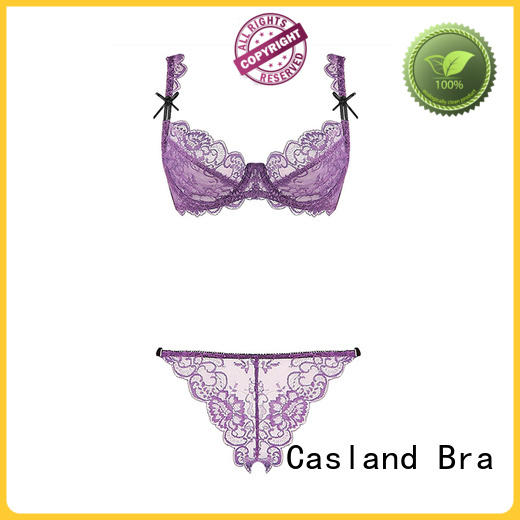 Casland cup sexy bra design factory for girls