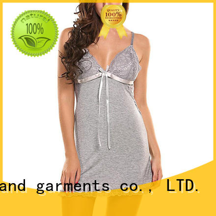 Casland high quality cotton sleep dress manufacturer for girls
