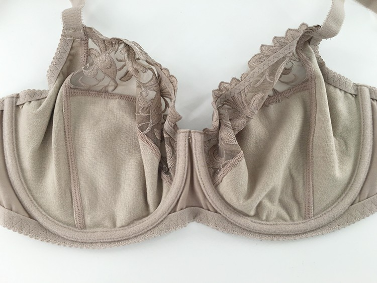 Women Large Size Soft Cup Bra CS70002-4