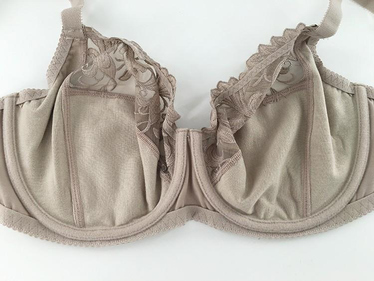 Women Large Size Soft Cup Bra CS70002