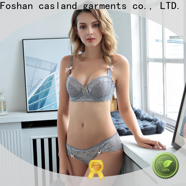 Casland Top lace underwire bra Suppliers for women