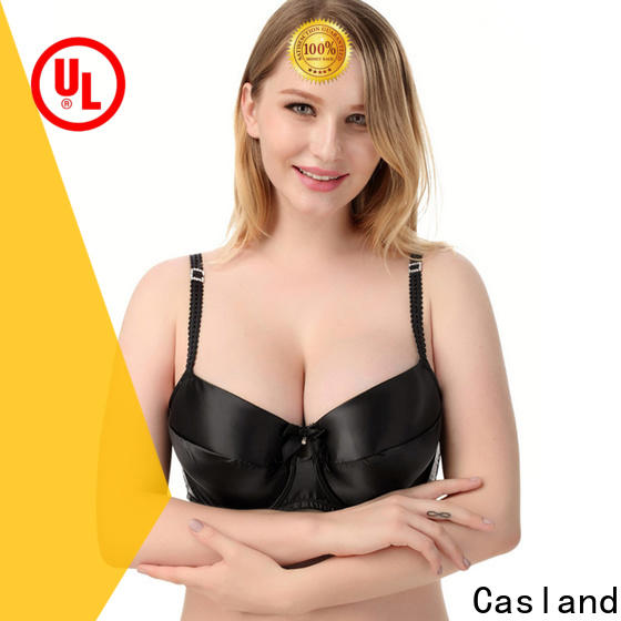 Casland padless cotton bras for business for women